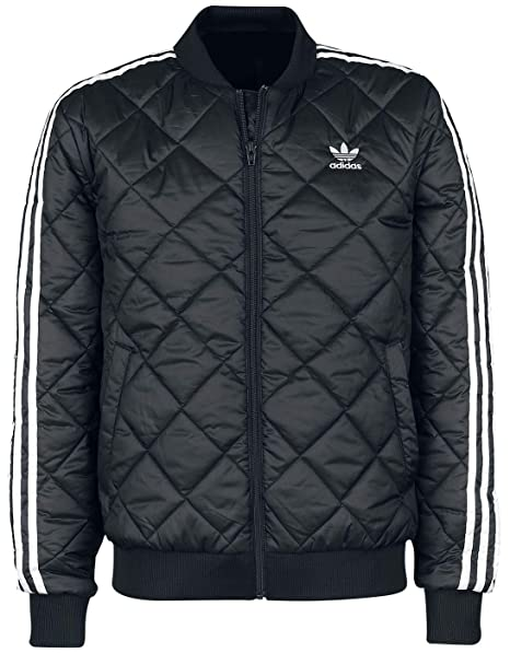 03a9d7311e adidas SST Quilted, Giacca Sottile Uomo