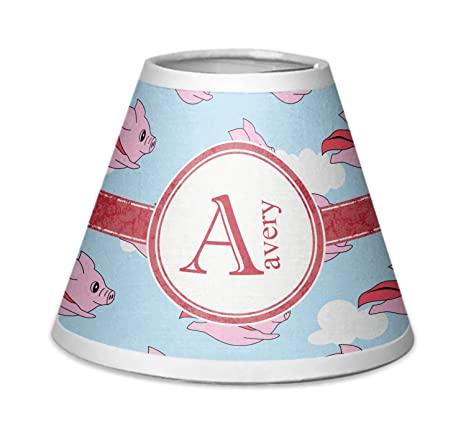 Amazon rnk shops flying pigs chandelier lamp shade rnk shops flying pigs chandelier lamp shade personalized aloadofball Images