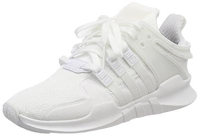 adidas Unisex-Kinder EQT Support ADV Sneaker, Weiß (Footwear White), 35.5 1789727997