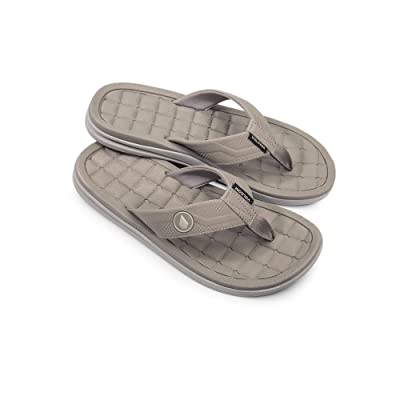 Volcom Men's Drafted Recliner Beach Sandal: Shoes