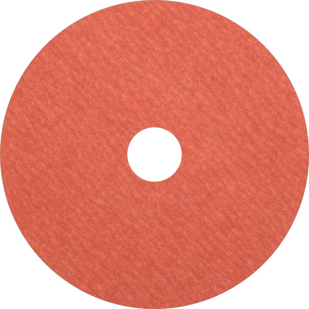 Pack of 25 12200 RPM 150 Grit PFERD 40062 Fibre Disc Aluminum Oxide A-Cool 5 Diameter 7//8 Arbor Hole