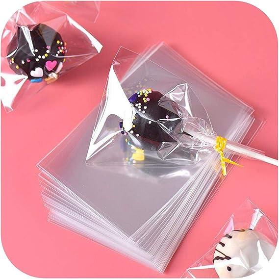 100 bolsas de plástico transparente OPP para dulces ...