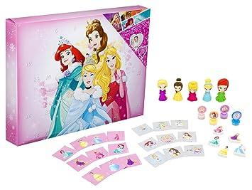 Calendrier De Lavent Jouet Fille.Calendrier De L Avent Disney Princess Activity Amazon Fr