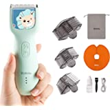 Bololo Baby Hair Clippers - Quiet Kids Hair Trimmer, Cordless & Waterproof Chargeable, Children with Autism, ABS Ceramic Blad