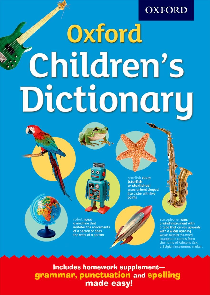 Buy Oxford Children\'s Dictionary Book Online at Low Prices in India ...