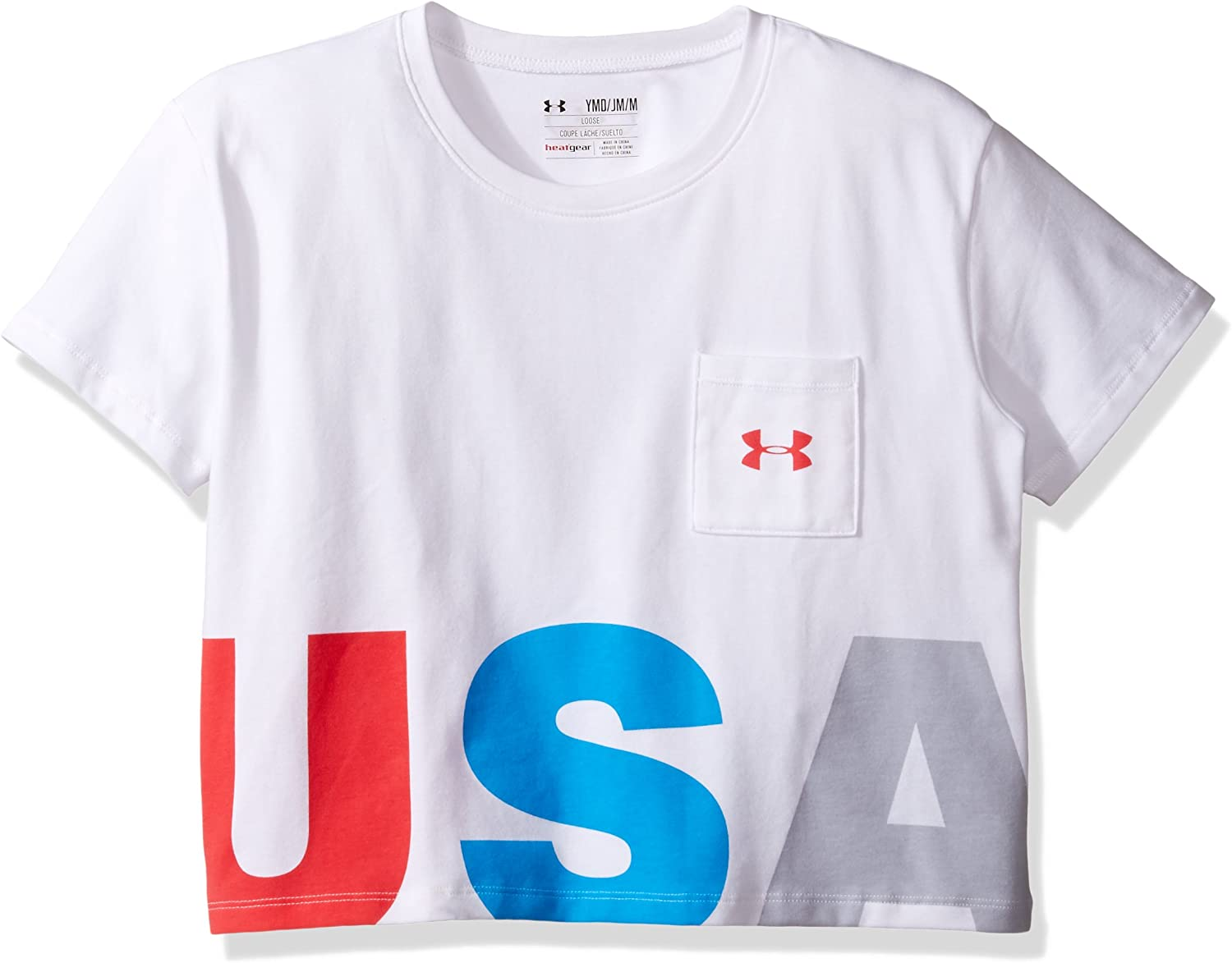 Under Armour Girls Cotton Short