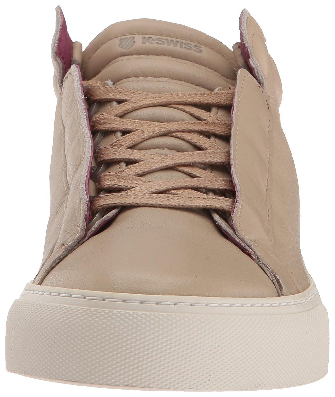 K-Swiss Damen Novo Braun Demi Sneaker Braun Novo (Nomad/Hawthorn Rose) 105a1d
