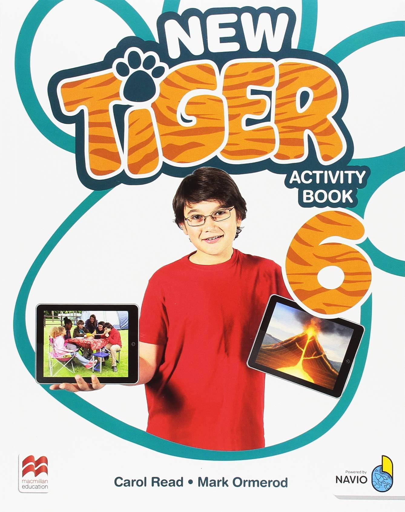 NEW TIGER 6 Ab Pk: Amazon.es: C. Read, M. Ormerod: Libros en ...