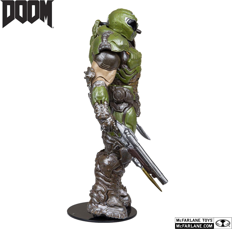 """McFarlane Toys Doom Slayer 7/"""" Action Figure de PC//PS4//XBOX GAME Entièrement neuf dans sa boîte RARE"""