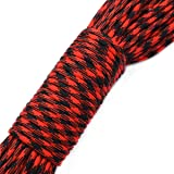 KEEJEA 100ft Type III 7 Strand Core Paracord 550