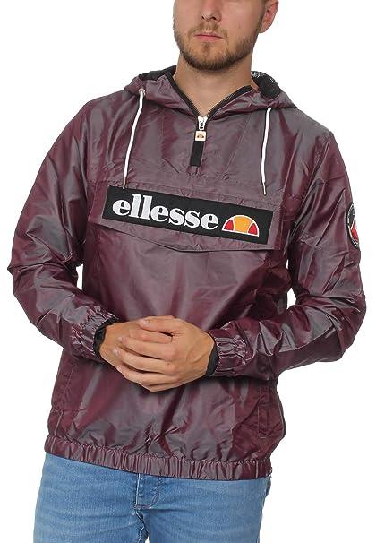 Ellesse Chaqueta Hombre Memphis 2 Oh Jacket Lila Purple Morado M: Amazon.es: Ropa y accesorios
