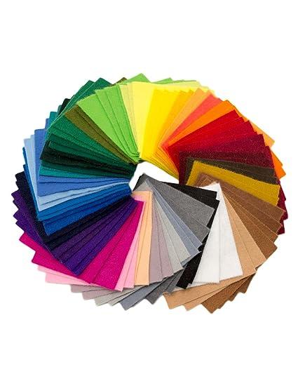Amazon Com Viscose Rayon Sample Bag Arts Crafts Sewing