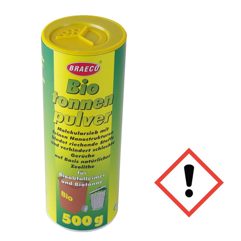 Olor de papel Madenvernichter polvo biotonne 500 G: Amazon.es: Hogar
