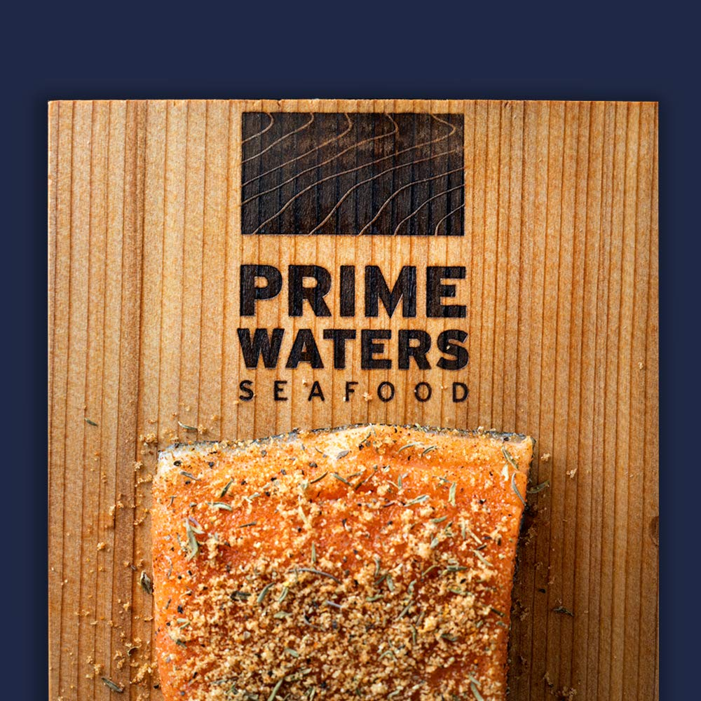 PrimeWaters Atlantic Salmon from Norway, 5 ounces, Frozen (28 portions) by PrimeWaters (Image #3)