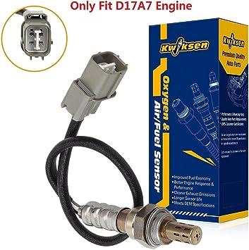 New 02 O2 Oxygen Sensor for Honda Civic 2001-2005 I4 1.7L Upstream D17A1 D17A7