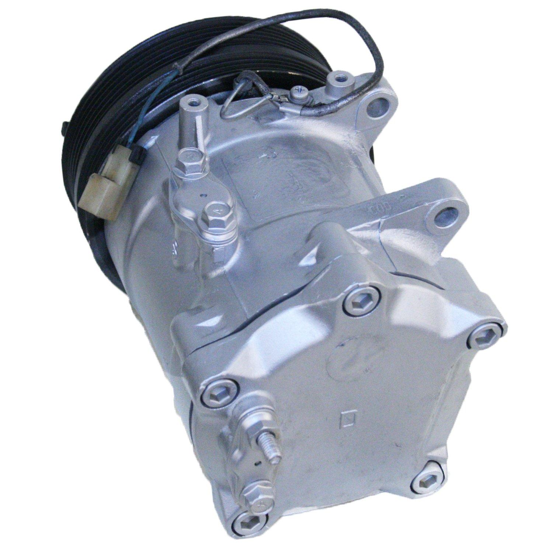 TCW Remanufactured in USA A//C Compressor 20100.002