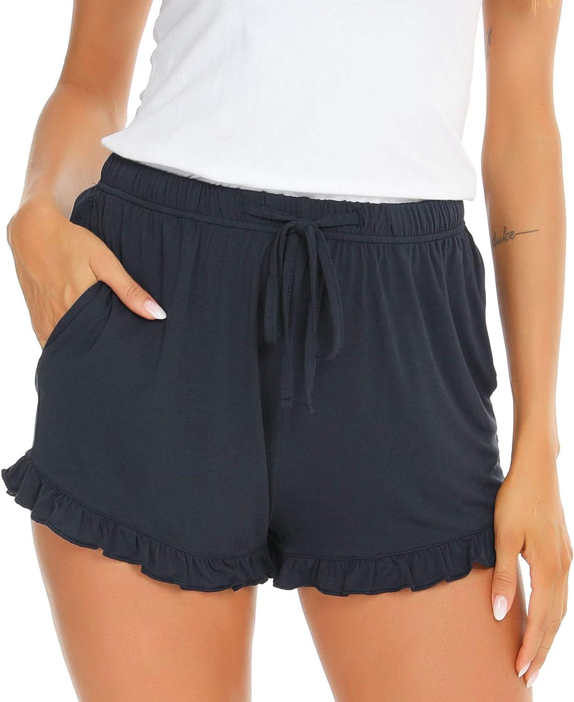 Partes De Abajo De Pijamas Para Mujer Algodon Vlazom Pantalones Cortos De Pijama Mujer Verano Mujer Pantalones