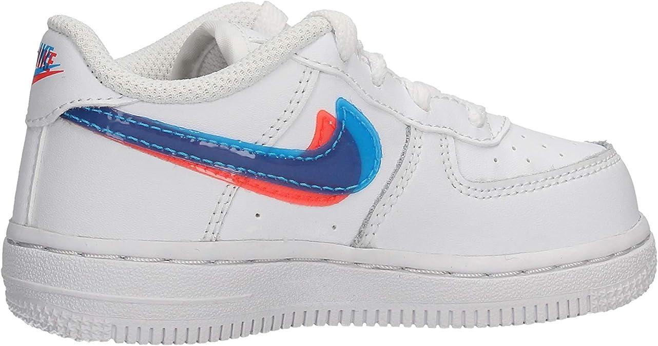 Nike Force 1 Lv8 Ksa (TD), Sneakers Basses bébé garçon