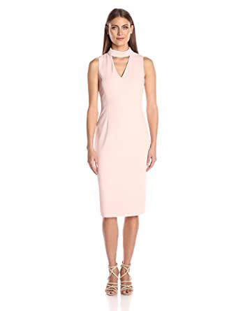 34521ee069ee Ivanka Trump Women s Scuba Midi Dress