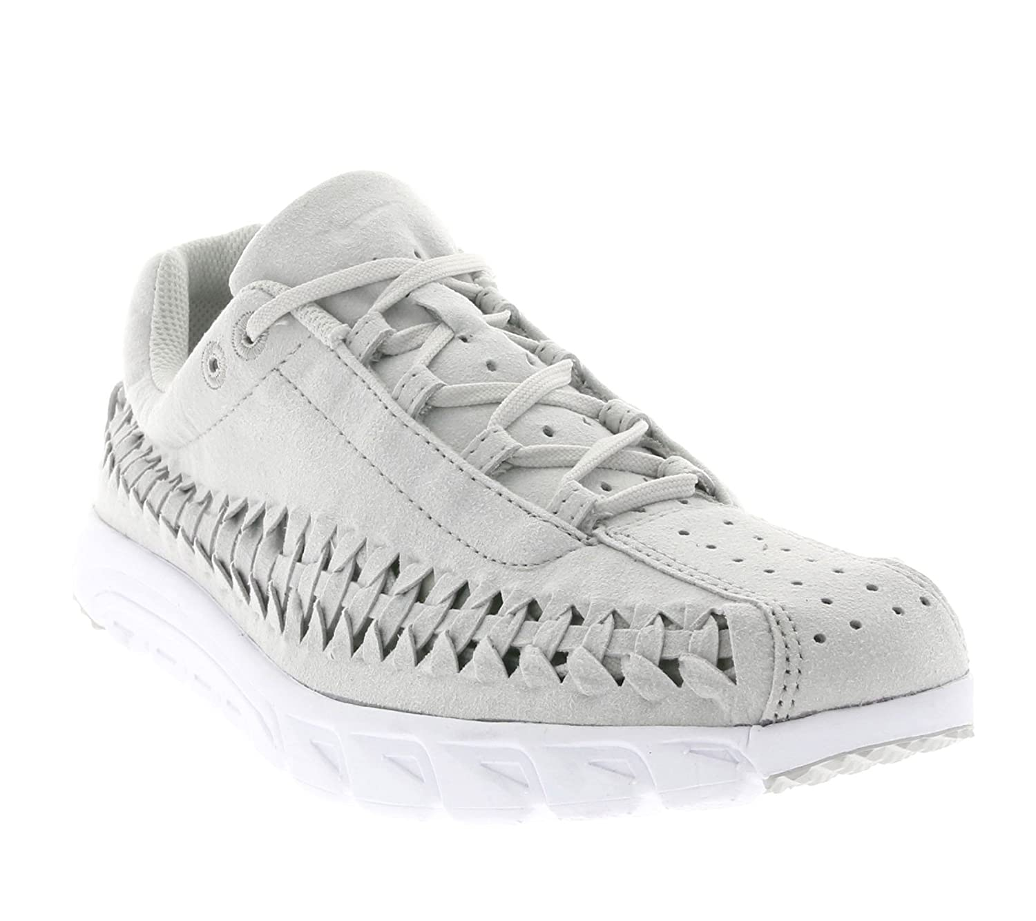 Nike Mayfly Woven, Zapatillas de Running para Hombre 38.5 EU|Gris (Neutral Grey / Neutral Grey-white)