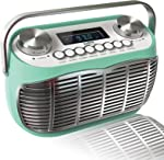 Detroit, FM AM Radio Alarm Clock Bedside Mains Powered Or Battery