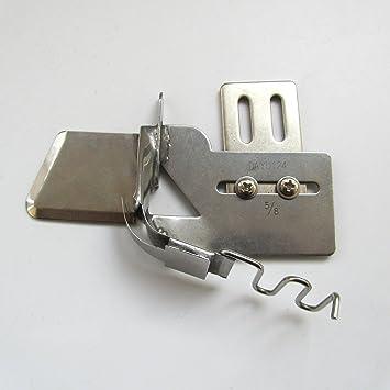 KUNPENG - # KP-124 1piezas trenza o cinta encuadernadora para 1 aguja máquina de coser a puntada (1-1/2 ~~ 3/4): Amazon.es: Hogar