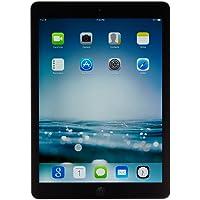 Apple iPad Air A1474 16GB, Wi-Fi - Black (Certified Refurbished)