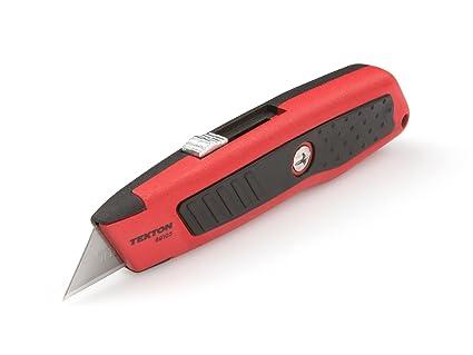 Amazon.com: TEKTON - Cuchillo retráctil de uso rápido: Home ...
