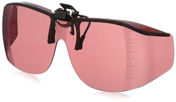 af4e5871dc Cocoons Sidekick Flip-Up Low Vision Aid Extra Large Rectangular Sunglasses