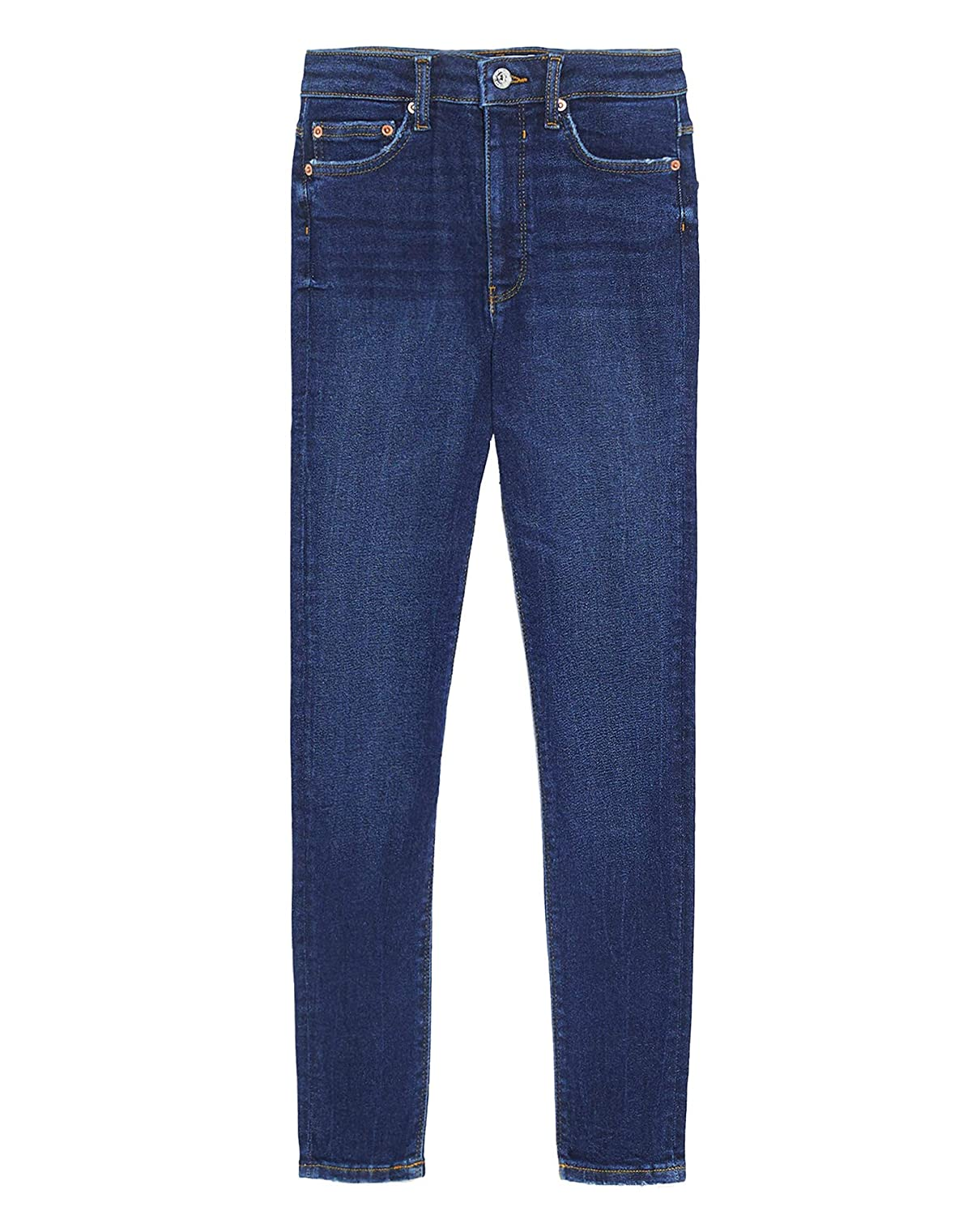 d255fdd5 Zara Women's Jeans zw Premium 80 s deep Blue 8246/049: Amazon.co.uk:  Clothing