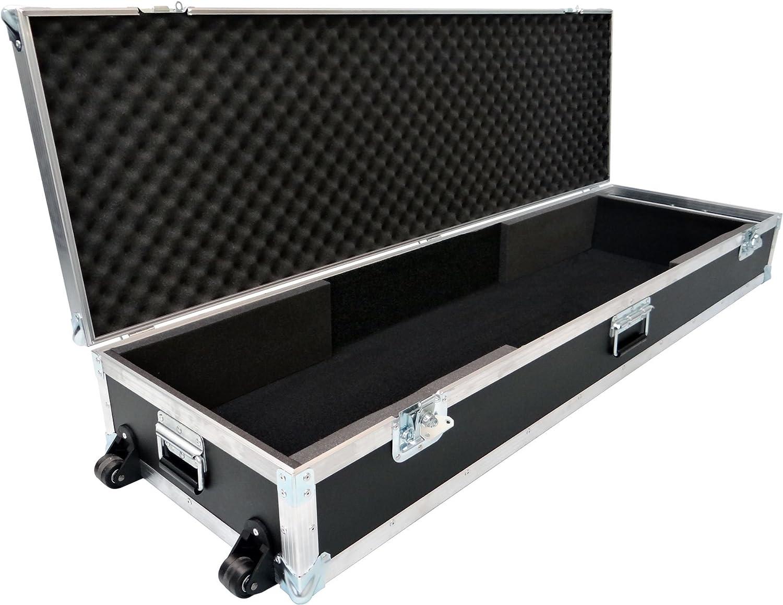 Korg Triton LE61 - Estuche con ruedas para teclado: Amazon.es: Instrumentos musicales