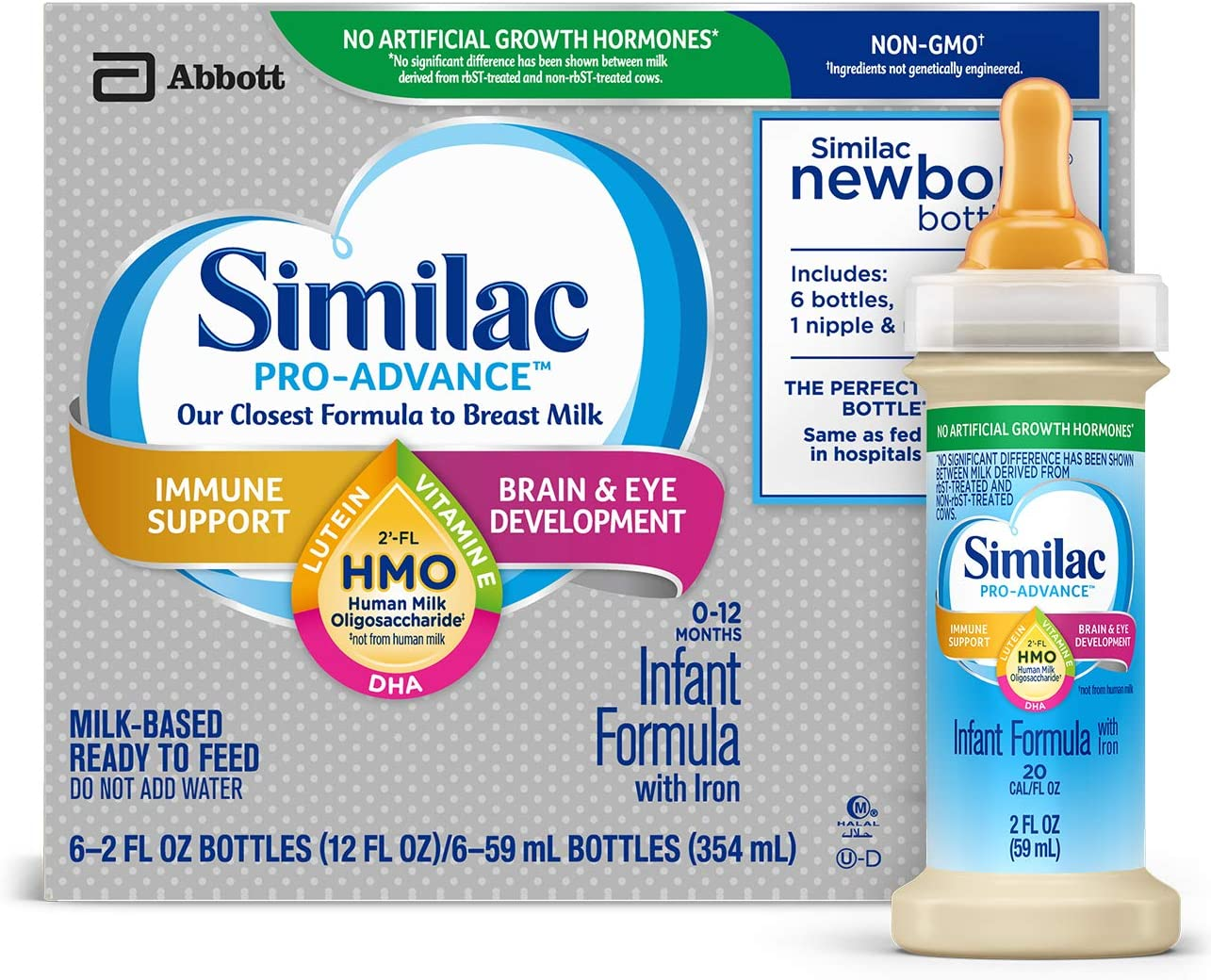 Top 9 Best Baby Formula For Breastfed Babies in 2020 2