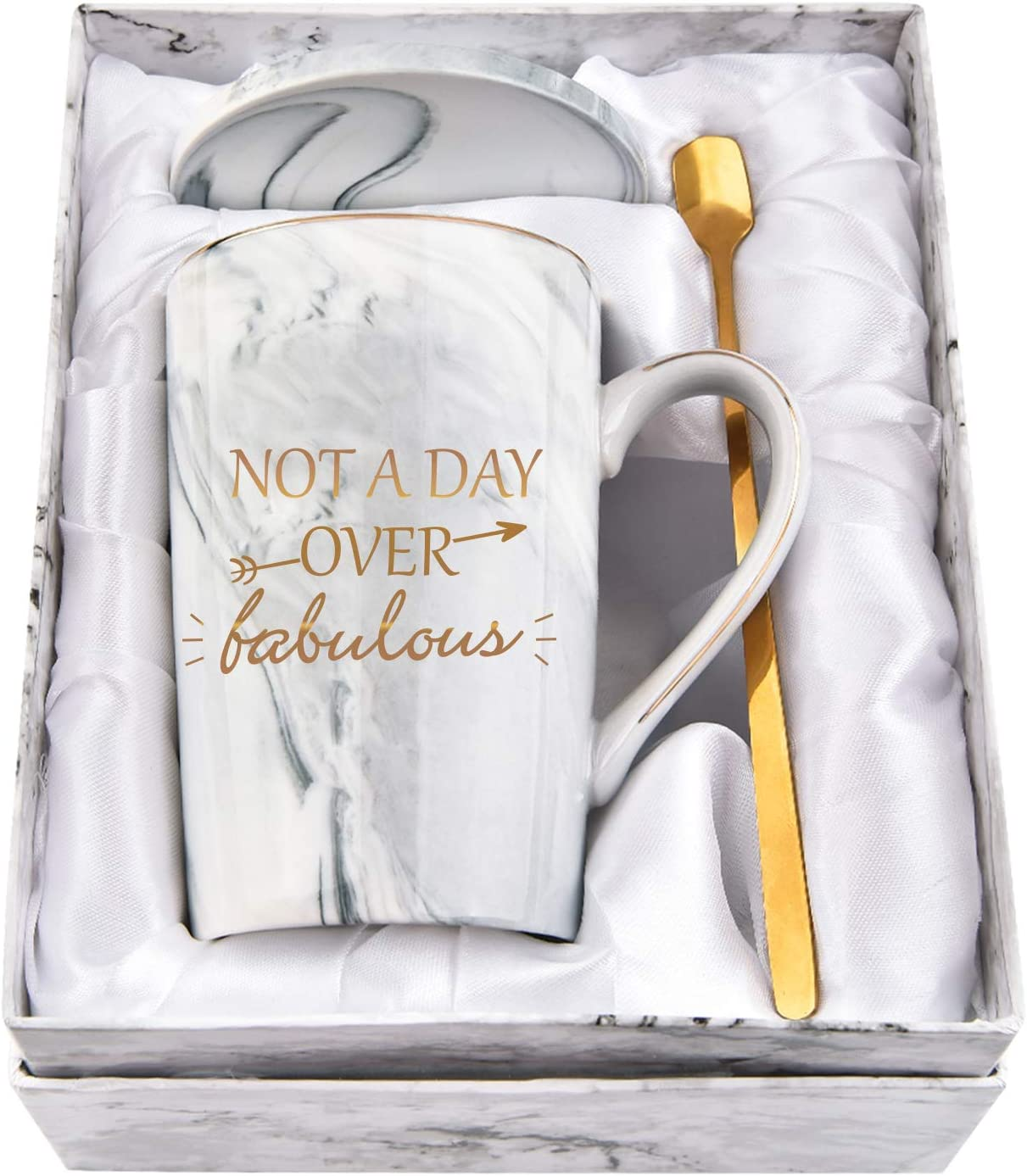 Not specialty shop a Day Over Columbus Mall Fabulous Coffee Mug Bir Women Birthday for Gifts