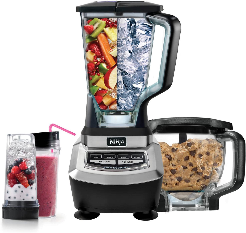 Ninja Supra sistema de licuadora de cocina con procesador de ...