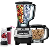 Original Ninja Supra Kitchen Blender System with Food Processor and Single Serve Cups - BL780 (Certified Refurbished)