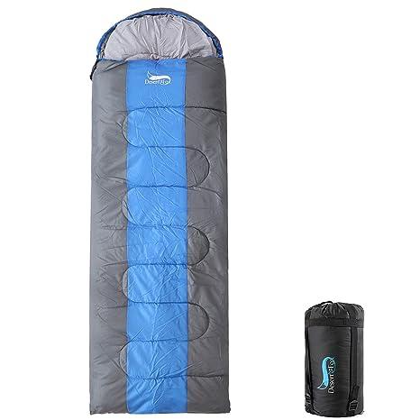 sanseijh Saco de dormir – Agua Densidad Ultraleicht techo saco de dormir para camping senderismo Outdoor