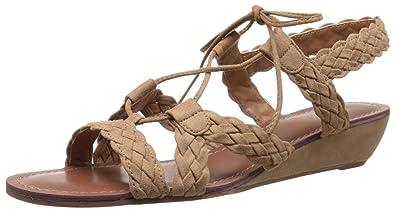 Womens Sandals CARLOS by Carlos Santana Kaden Brulee