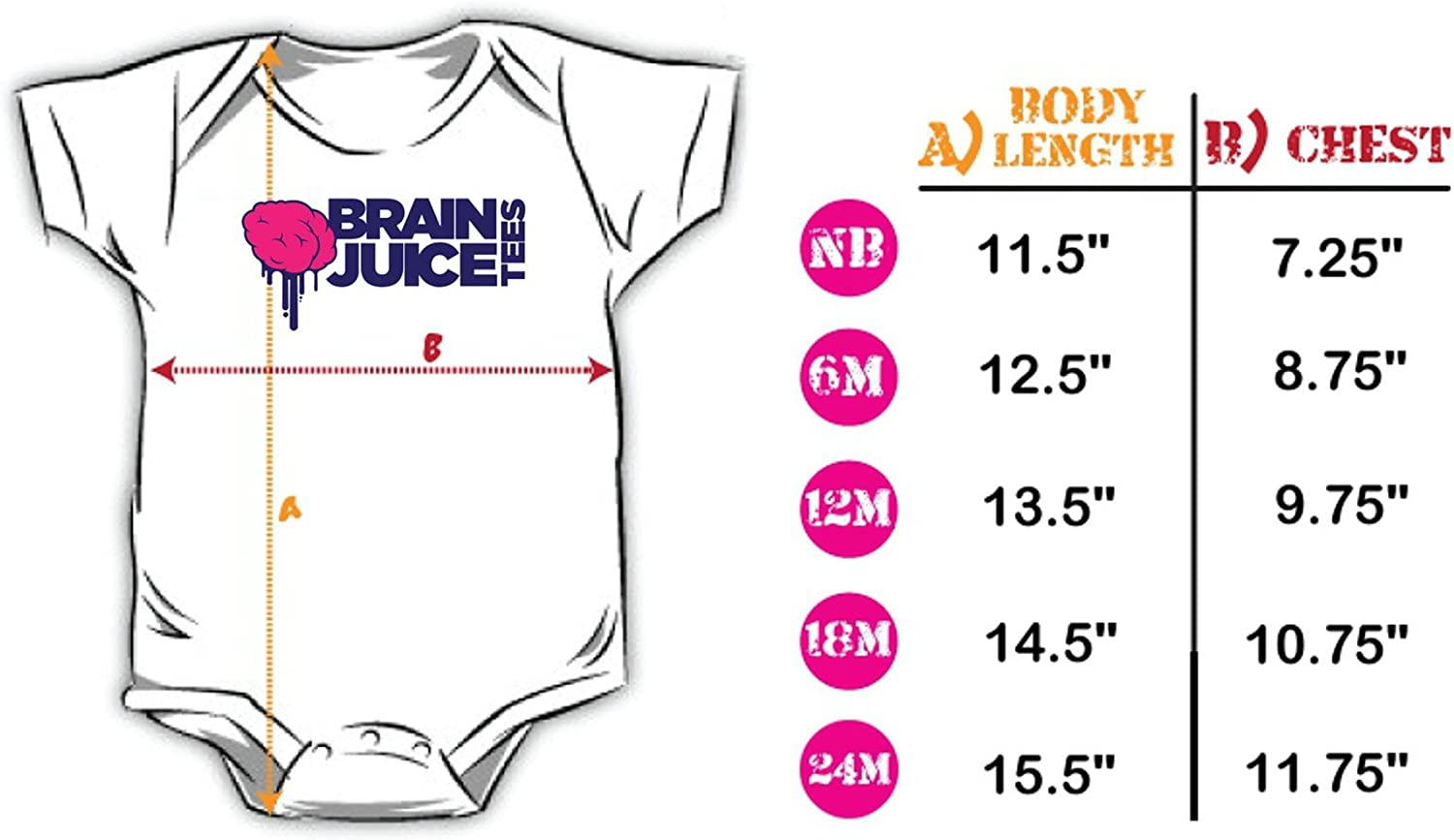 Brain Juice Tees Its Leviosa NOT Leviosa Harry Potter Baby One Piece