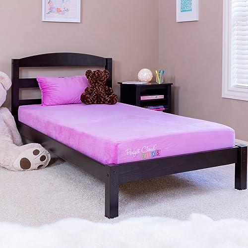 Perfect Cloud Kids Signature 7-inch Memory Foam Twin Mattress and Memory Foam Pillow