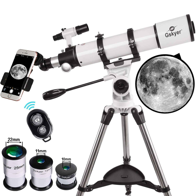 Ghskyer Az astronomical refractor telescope