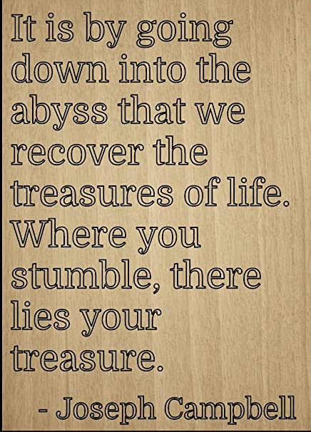 into the abyss quote