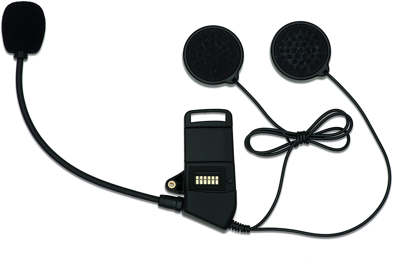 Sena 10S Helmet Clamp Kit for Bell Mag-9 Helmets Microphone Speakers 10S-A0302