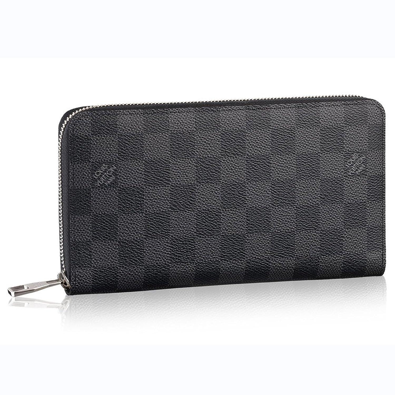 Louis Vuitton(ルイヴィトン) N63077 ラウンドファスナー長財布 ダミエグラフィット (ジッピーオーガナイザー) [並行輸入品] B014J6M5YE