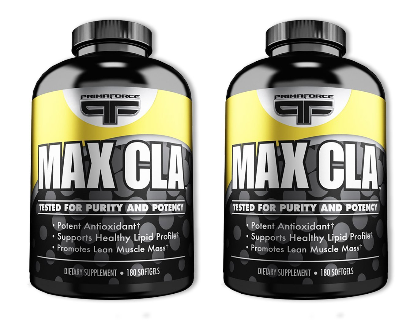 Primaforce Max CLA 180 Softgels [2 Pack]