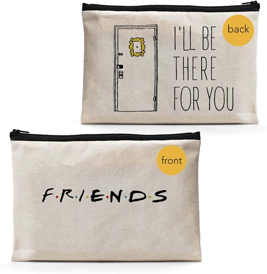 Zipper Bag Gifts Pencil Bag With Quote Canvas Pouch Travel Bag Funny Bag Bag With Funny Quote Dear Life Pouches With Funny Sayings
