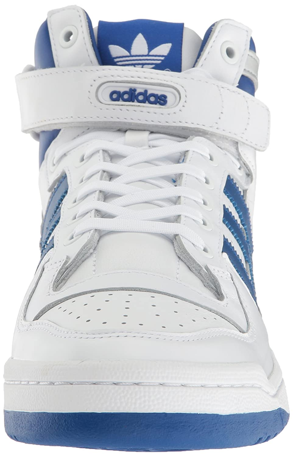timeless design 174a5 be1be Amazon.com   adidas Originals Men s Forum Mid Refined Fashion Sneakers    Fashion Sneakers