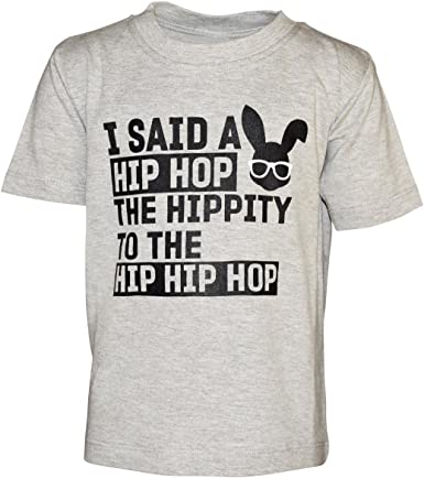 Made to Order Kids Easter T Shirt 1-12 Cool too hip to hop