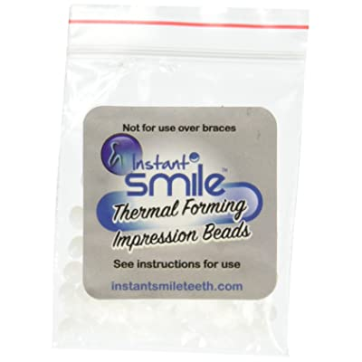 Billy Bob Teeth Impression Material-Extra Thermal Beads: Toys & Games
