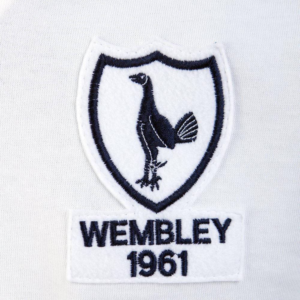 Toffs Tottenham Hotspur 1961 Wembley Retro Football Shirt