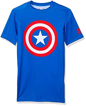f07851df6897 Under Armour Men's Alter Ego Compression Short-Sleeve T-Shirt ...
